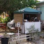 港川外人住宅にあるコーヒースタンド 「maifuca」でおいしいコーヒーを。