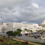 沖縄県立博物館・美術館の建物がかっこいい!