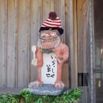 フクギ並木の近くにあるフクギ屋で沖縄そば♪