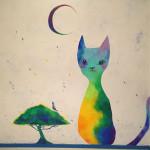 BAL Pericanoで見た「ヒロカネ フミ」さんの絵が素敵