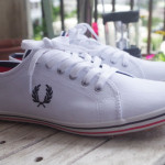 FRED PERRY の「KINGSTON」魅力的な一足