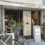 国際通り裏にある可愛いカフェ「シナモンカフェ」