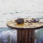 古宇利島のハートロックをみてきました