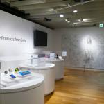 ブラビア 北川景子 4K PROJECTの巨大デッサン画をみてきた