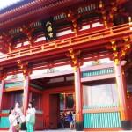 鎌倉へ来たので鶴岡八幡宮へ