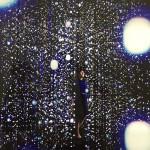 銀座で宇宙が広がるチームラボのクリスタルユニバース