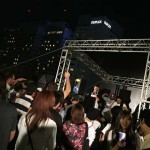 Red Bull Thre3Style World Final のアフターパーティへ