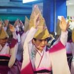 高円寺阿波踊りをみてきました