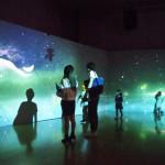 紫舟×チームラボ のデジタルアート作品も!「Love Letter Project '15」