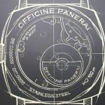 イタリアの高級時計OFFICINE PANERAIの世界「Salone in Roppongi」