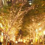 東京で見られる素敵なイルミネーション2015