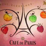 Café de Parisの期間限定イベントへ