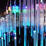 東京駅を彩る光と音のイルミネーション「Tokyo Colors. 2015」
