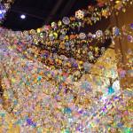 東京ミッドタウンのクリスマスイルミネーション「MIDTOWN CHRISTMAS 2015」