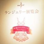 青山で開催されたランジェリー展覧会「秘密のワードローブ ~Meet Lingerie~」