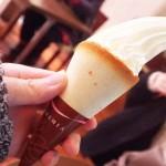 激ウマの高級ソフトクリーム「クレミア」を食べた
