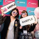 イベントに一緒に行く仲間を簡単に探すことができるサービス 「AMIPLE」