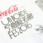 unBORDE 5th Anniversary Fes 2016 へいってきた