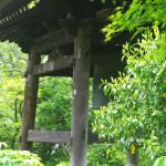 映画でも描かれた縁切り寺として有名な東慶寺へいってきた