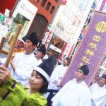 日本三大祭りの一つ「日枝神社 山王祭」の神幸祭を見れた