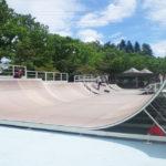 駒沢オリンピック公園のスケートパーク「ストリートスポーツ広場」