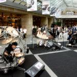 楽器とモビリティデザインが融合した「Two Yamahas, One Passion ~デザイン展2016~」