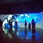 紫舟×チームラボ の「LOVE LETTER PROJECT '16」へ行ってきた