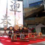 日本の正月がここにあり「六本木ヒルズのお正月」へ