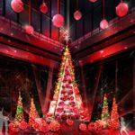 今年はニコライ・バーグマン!「MARUNOUCHI BRIGHT CHRISTMAS 2017」開催