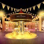 モエを楽しむ「MOET CHRISTMAS MARCHE 2017」期間限定オープン