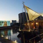 天王洲「水辺の映画祭」開催