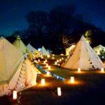 アウトドアクリスマスイベント「AOYAMA CHRISTMAS FOREST」へ
