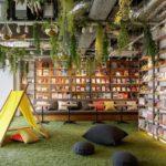 くつろぎ空間とワーキングスペースを提供する「TSUTAYA BOOK APARTMENT」新宿にオープン