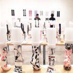 167人のクリエイターがデザインした靴下「つつの靴下展」へ