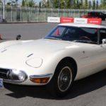 トヨタ2000GTやフェラーリディーノに試乗できる「春のヒストリックカー同乗試乗会」開催
