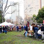 都市型体験アウトドアイベント「TOKYO outside Festival 2018」へ