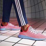 グリッドデザインがコンセプト!adidas Originals「DEERUPT」
