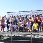 ビーチスポーツが集結した「JAPAN BEACH GAMES®Festival2018 」へ