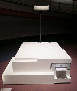 吉野俊太郎[美術/彫刻] 消えたオーミエール