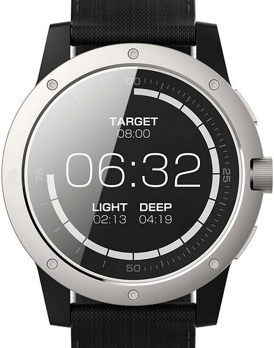 PowerWatch Silver