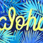 ハワイの海をテーマにした「ハワイのブルー展」へ