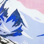 イラストレーター柿崎サラの個展「WANDERLUST」へ