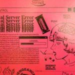 イラストレーターYUGO.の個展「MASSIVE INTERNET」へ