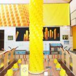 ケロリン桶のアート展「富山×銭湯PROJECT〜ケロリンミュージアム〜」へ