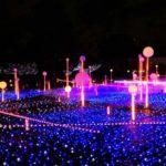 東京ミッドタウンのクリスマスイベント「スターライトガーデン2018」を見てきた