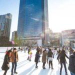 東京ミッドタウンで屋外アイススケートリンク「MIDTOWN ICE RINK in Roppongi」開催