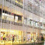 表参道ヒルズのクリスマスツリー「OMOTESANDO HILLS CHRISTMAS 2018」へ