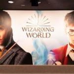 ファンタビ公開記念の企画展「魔法ワールド」へ