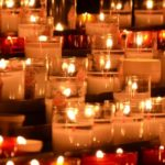 新宿中央公園が2000個のキャンドルで彩られる「Candle Night @ Shinjuku Central Park」