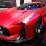 日産ギャラリーでNISSAN CONCEPT 2020 Vision Gran Turismoを見てきた
